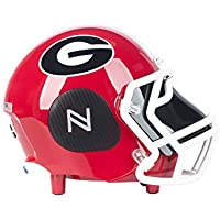 Wireless Bluetooth Georgia Bulldogs Portable Audio NCAA Helmet