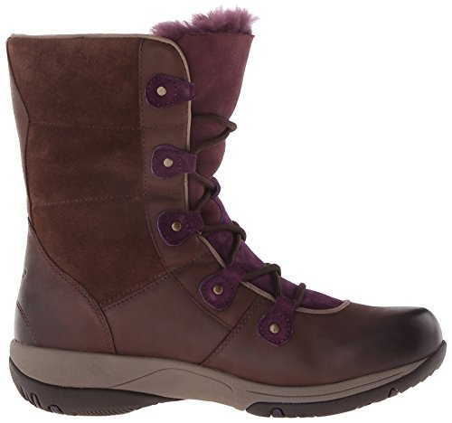 Boot Nubuck Burnished Dansko Brown Women's Camryn Winter x4wqAHURcA