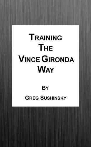 Training Vince Gironda Greg Sushinsky ebook product image