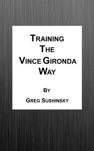 Training Vince Gironda Greg Sushinsky ebook
