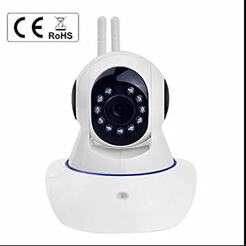 Wireless cámara de seguridad inalámbrico, detectores, micrófono integrado, sistema de monitoreo cámara IP