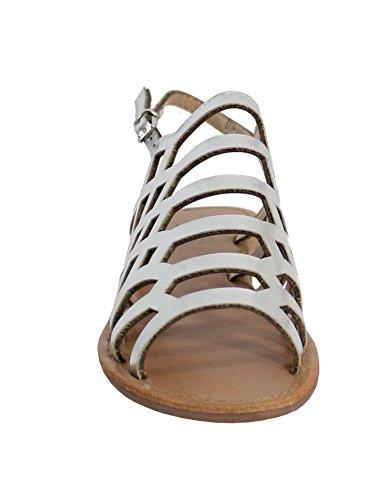 By Shoes - Sandalias para Mujer Gris