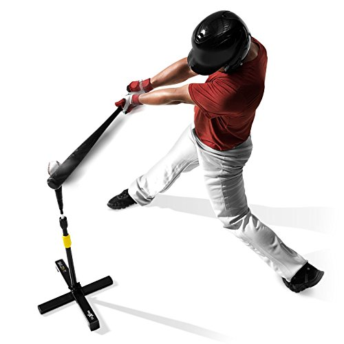 Single Batting Tee - SKLZ Pro X Tee Single - Industrial Grade Baseball Batting Tee