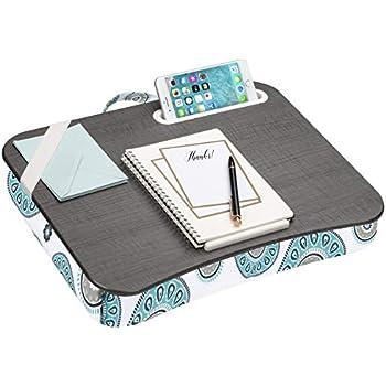 Amazon.com: Celendi Lap Desk - Mesa para ordenador portátil ...