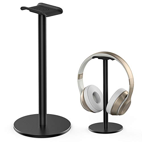 Full Aluminum Headphone Stand Headset Holder Gaming Headset Holder with