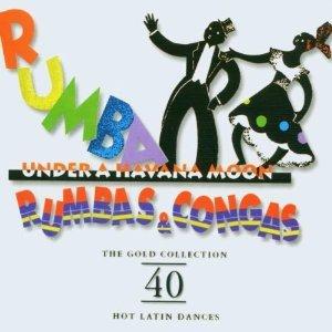 Havanna Club - Legendäre Latin Superhits - ideal für Strandbars, Havanna Club Parties etc. (CD Compilation, 40 Titel, Diverse Künstler) Various Artists