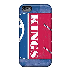 PhilHolmes Apple Iphone 6 Plus Protector Cell-phone Hard Cover Support Personal Customs Fashion Sacramento Kings Image [loD15138YJRw]