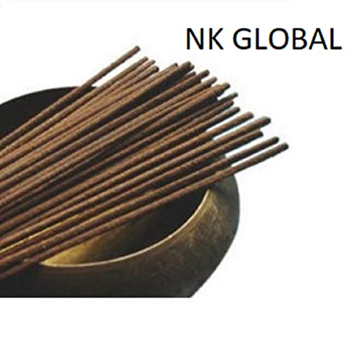 NK GLOBAL Incense Sticks Pack Hand Dipped Aroma Stiks Made with Natural  Oils Natural Scent Good for Meditation Sage Traditional Ayurveda Natural