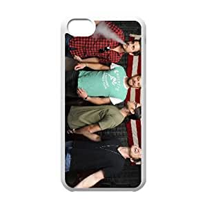 Kings-Of-Leon iPhone 5c Cell Phone Case White Mptit