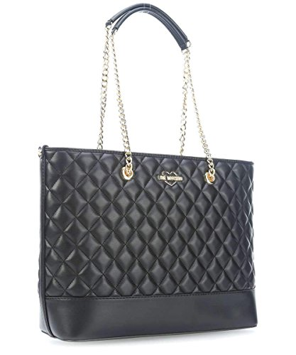 Borsa Donna Shopping Trapuntata | Love Moschino | JC4014PP15LBP18P-Nero