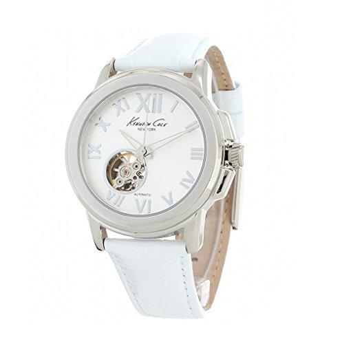 Kenneth Cole Reloj Esqueleto para Mujer de Cuarzo con Correa en Cuero 10020859