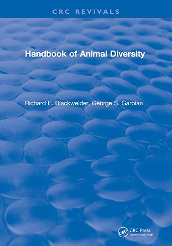 Handbook of Animal Diversity por Richard E. Blackwelder