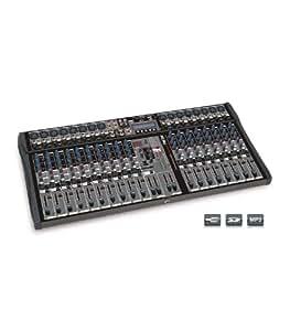 MESA DE MEZCLAS FONESTAR SM-3520U USB/SD/MP3