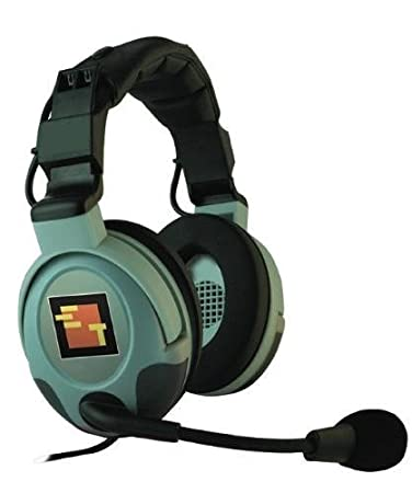 Eartec MX3GD Flex Max Double Headset for use with COMSTAR Systems Headsets at amazon