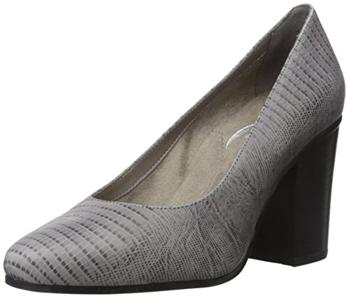 sale pick a best Aerosoles Women's Union Square Pump Grey Lizard 100% authentic clearance ebay 9dDtUDdU7