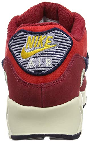 University Chaussures Nike Homme Multicolore Se 600 90 de Gymnastique Max Premium Air Purple Provence Red qw8rvXq