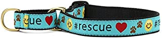 product image for Up Country #Rescue Martingale Dog Collar