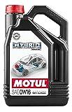 Motul 107154 Hybrid 0W16 4X4L, Silver