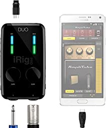 IK Multimedia iRig Pro Duo Studio Suite