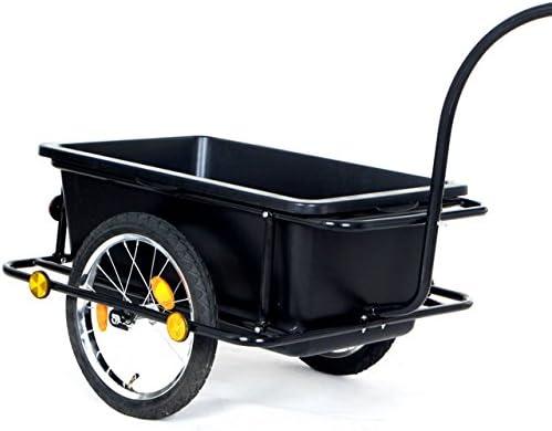 ZNL ZTC-01 - Remolque para Bicicleta (90 L): Amazon.es: Jardín