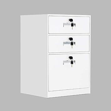 3 cajas de cajones cerrados, juego cajón de armario blanco caja de ...