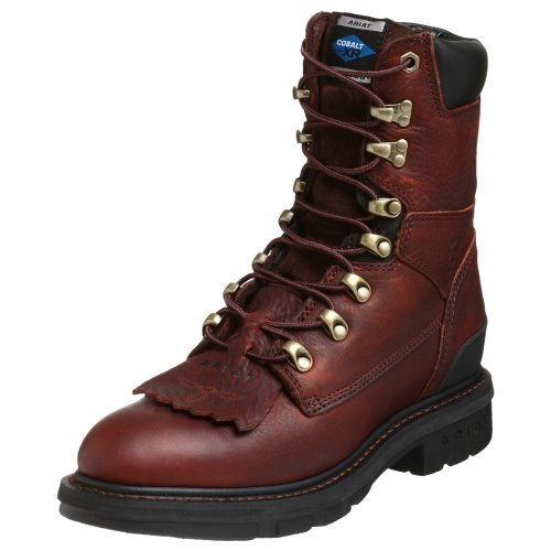 Ariat Lace Up Work Boots - Ariat Men's Hermosa XR 8