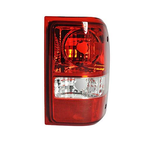 (Right Passenger Side Tail Light Lens & Housing For 2006-2011 Ford RANGER FO2819111)