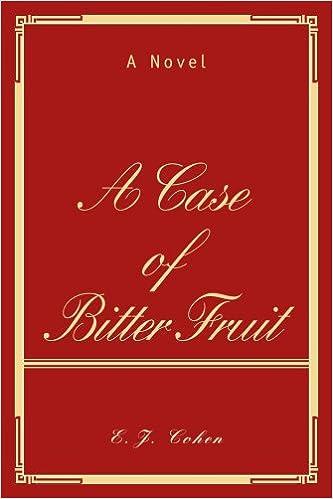 Book A Case of Bitter Fruit