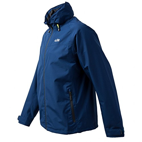 Gill Pilot Jacket Mens Blue SM