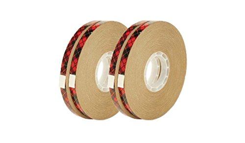Scotch 085-R ATG Advanced Tape Glider Refill Rolls, 1/4-Inch by 36-Yard, 2-Rolls/Box, 2-PACK 3m Scotch Tape Runner Refill