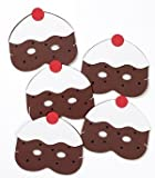 Teaching Resource Sack - 5 Currant Buns Song Mask Set