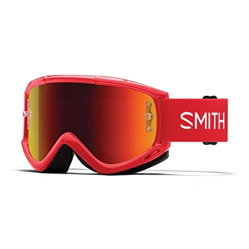 Masque V1 FUEL MAX Rouge SMITH 2018 OPTICS xqPTR
