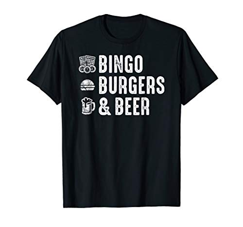 Grandpa Bingo, Burgers and Beer - Beer Burger