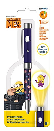 Pluma proyectora - Despicable Me 3 iw4142: Amazon.es: Oficina y ...