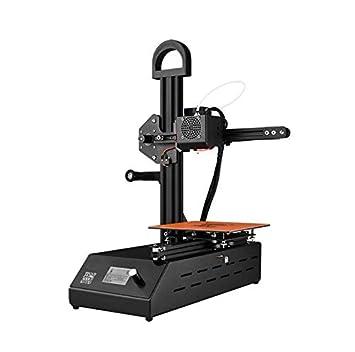 LJW A Pequeña Escala Impresora 3D Metal 0.1mm FDM USB Ranura para ...
