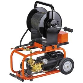 General Wire JM-1450-A Electric Water Jet Drain Cleaner