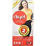 Dryel At-Home Dry Cleaner Refill Kit, Includes Dry Cleaning Cloths - 8 Load Capacity
