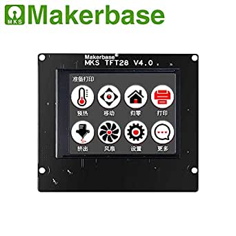 MKS TFT28 V4.0 Smart Controller Display 2.8 Zoll Touchscreen ...