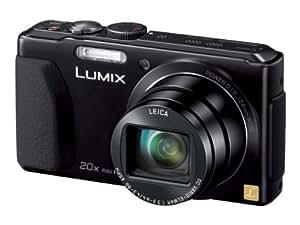 Panasonic Lumix digital camera 20x optical with GPS DMC-TZ40 Black - International Version (No Warranty)