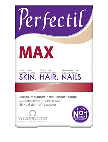 Vitabiotics - Perfectil - Max - 84 Tabs/Caps