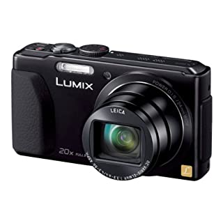 Panasonic Lumix digital camera 20x optical with GPS DMC-TZ40 Black - International Version (No Warranty)