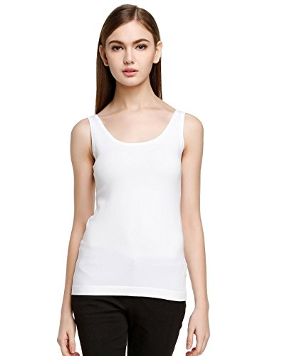 Honsen Women's Supersoft Camisole Tank Tops
