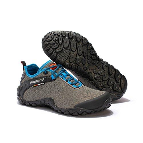 de Unisex XIGUAFR caño botas adulto bajo gris 8wzqaz7O