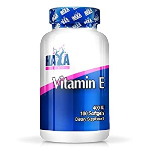 HAYA Labs Vitamin E Mixed 400 IU / 100 Softgels Supports Vision & Immunity | Amazing Dietary…