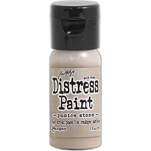Ranger TDF53194 Distress Paint Flip Top 1oz-Pumice Stone