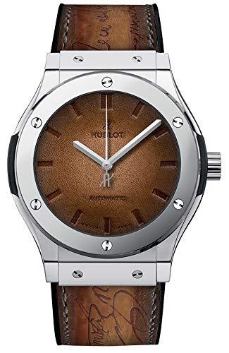 official photos 70423 678e8 Amazon | [ウブロ] HUBLOT 腕時計 クラシックフュージョン ...