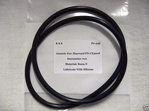 FidgetGear Hayward CX900F,O-240,U9-228A Filter Head O-RING/C900 C1200 C1750 1900 R&S 449 Show One Size ()