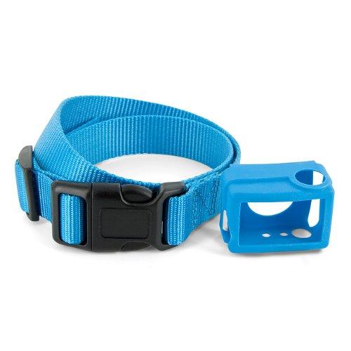 PetSafe Big Dog Spray Bark Control Collar Skin Blue (Set of 6)