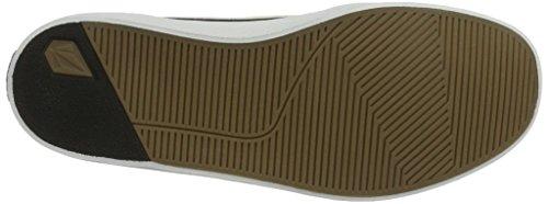 Scarpe Schuh da Volcom Clo Cloud Bianco Skateboard Uomo Fi Skate 4xqqwEIOt