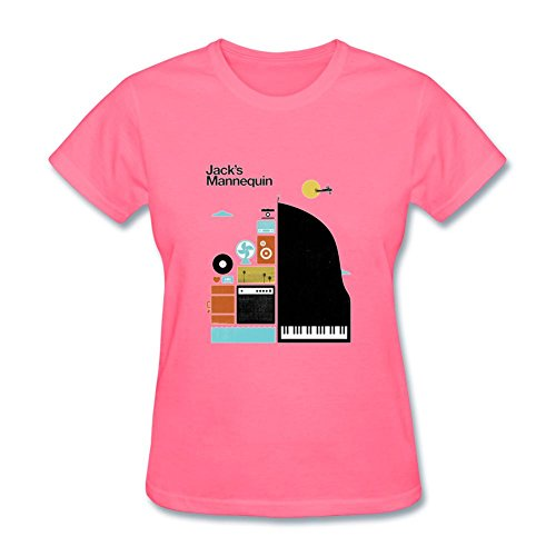 Women's Jacks Mannequin 2016 World Tour Concert T Shirts